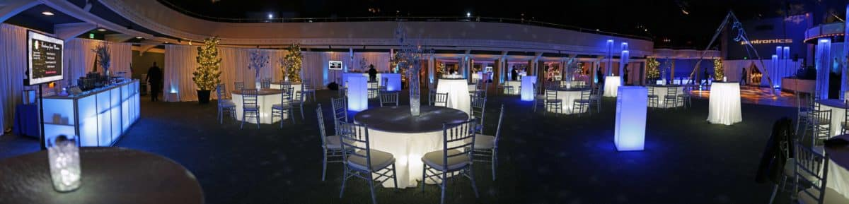 Event Production and Management